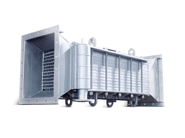 Gas-liquid heat exchangers